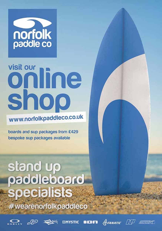 Paddleboarding Flyers