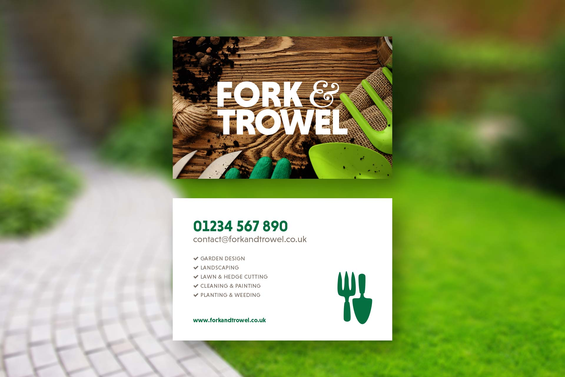 Business Card Printing in Norwich. Design service available.