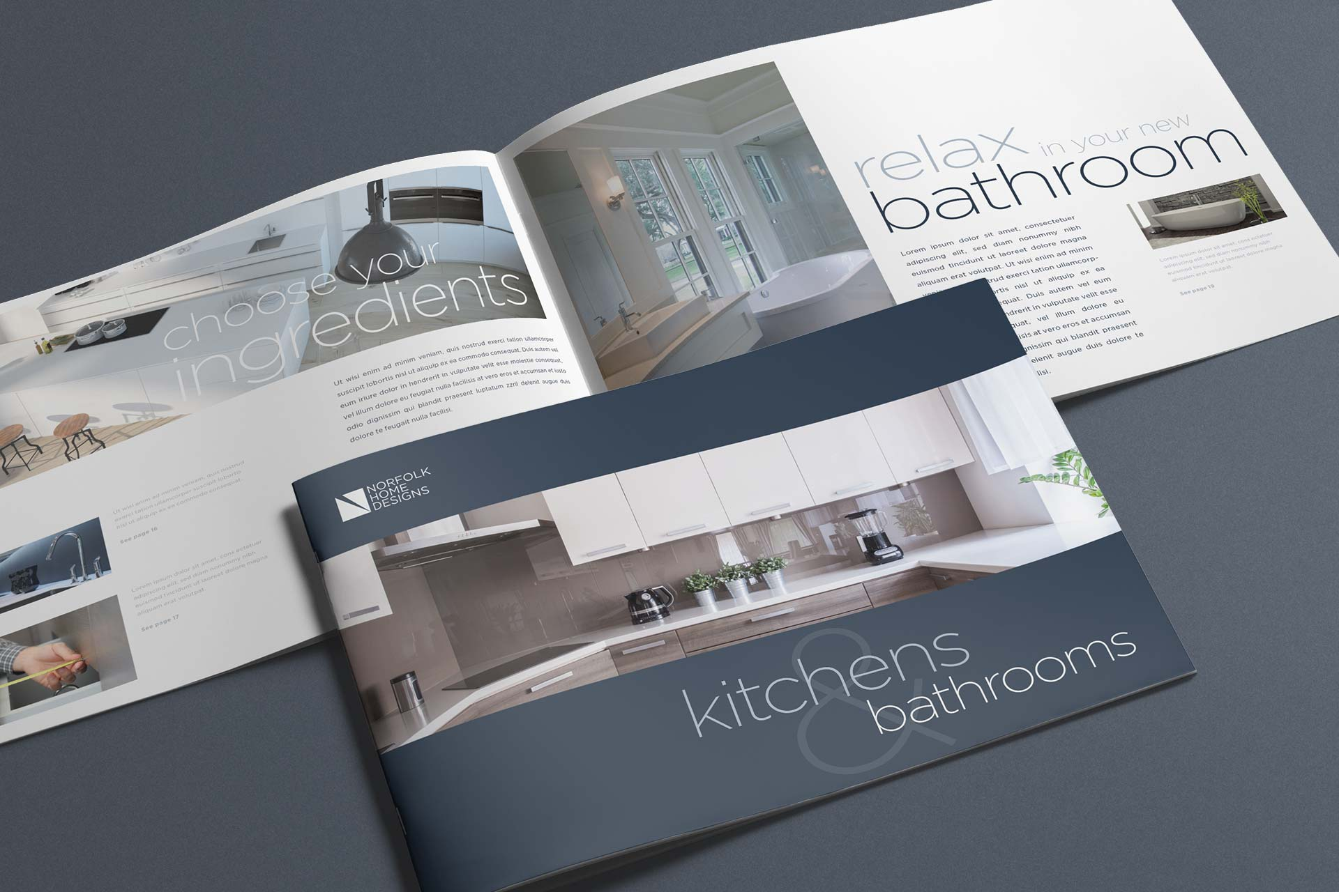Norfolk Home Designs Brochure Norwich Designer