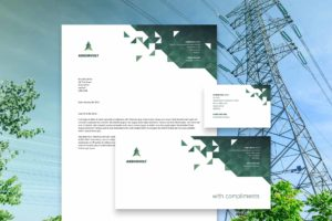 Tree Surgeon Arborist Stationery Design