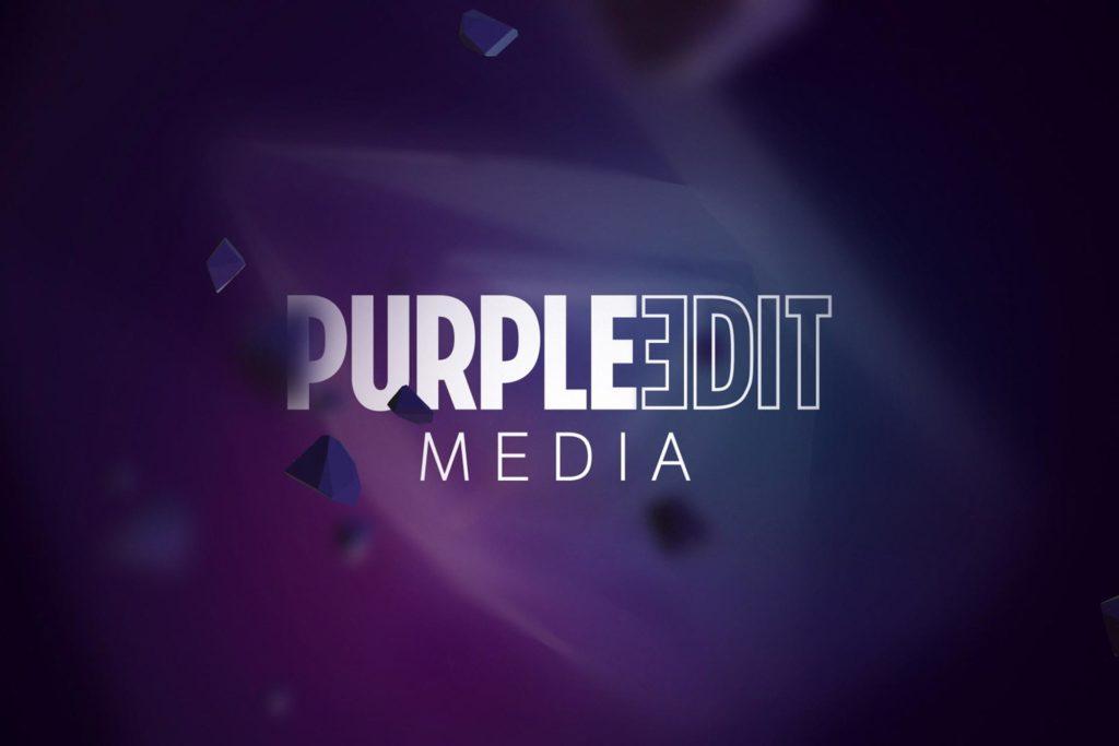 Sam Morter, Purple Edit Media