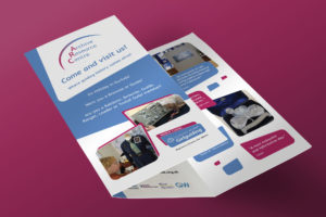 Girlguiding Leaflet ARC Norfolk
