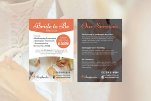 Bride to Be Flyers