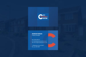 Property Estate Agent Business Cards