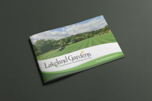 Lakeland Garden Services Brochure Design