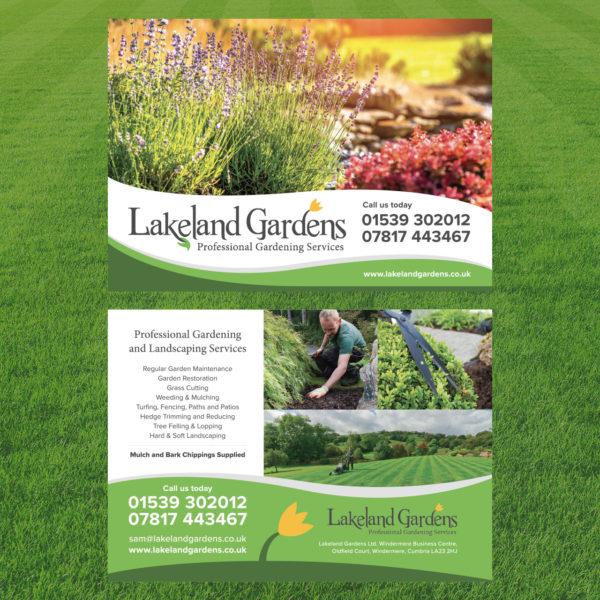 Lakeland Gardens Flyers