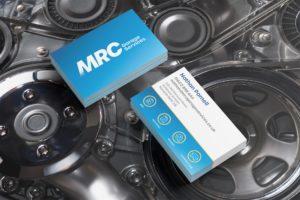Garage Car Repair Servicing Mechanic Business Cards
